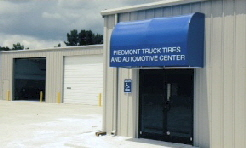 Piedmont Truck Tires in Columbia, SC is a full service auto repair and truck repair shop as well as a tire service store