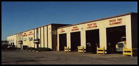 Piedmont Truck Tires first opened shop in Greensboro, NC in 1978.