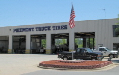 Piedmont Truck Tires in Raleigh, NC is a full service auto repair and truck repair shop as well as a tire service store