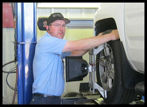 Auto repair services available in multiple locations across NC, SC & TN