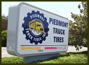 Piedmont Truck Tires has shops in multiple locations across NC, SC & TN