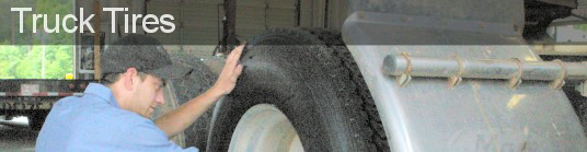 We sell and service all kinds of car and truck tires