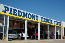 Piedmont Truck Tires in Warsaw, NC is a full service auto repair and truck repair shop as well as a tire service store